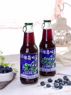300ml蓝莓汁