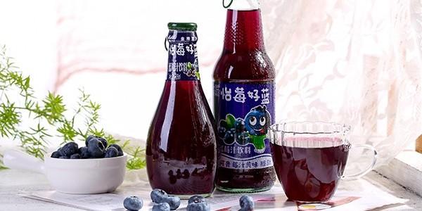 """抢攻全渠道,征战饮品季,品世蓝莓汁有点""""猛""""!"""