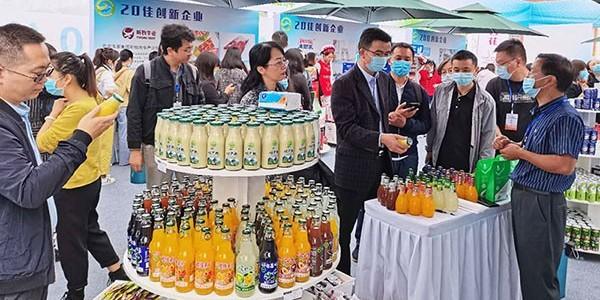 品世参加云南省绿色食品牌展销会取得圆满成功
