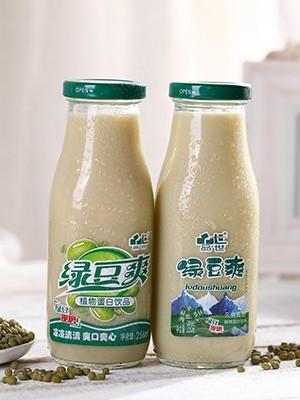 250ml绿豆爽